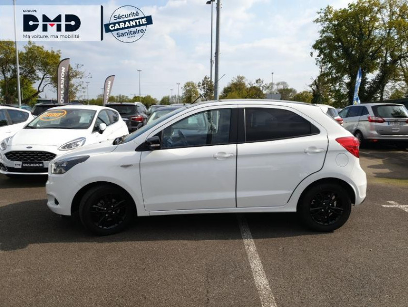 Ford Ka+ 1.2 Ti-vct 85ch White Edition - Visuel #2