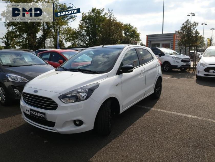 Ford Ka+ 1.2 Ti-vct 85ch White Edition - Visuel #14
