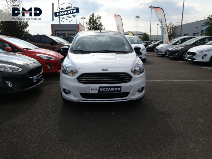 Ford Ka+ 1.2 Ti-vct 85ch White Edition - Visuel #4
