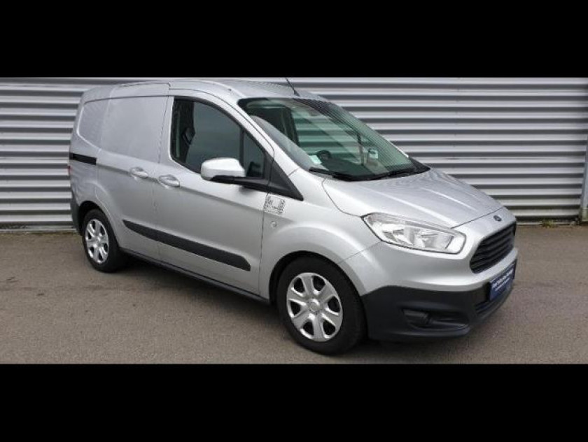 Ford Transit Courier 1.5 Td 95ch Trend Business Euro6 - Visuel #7