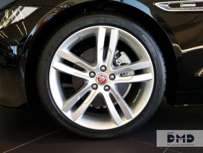 Jaguar Xe 2.0d 180ch R-sport Bva8 - Visuel #13
