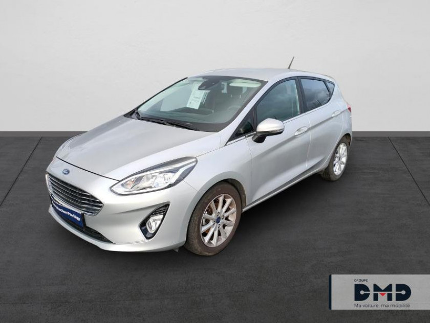 Ford Fiesta 1.0 Ecoboost 100ch Stop&start B&o Play First Edition 5p - Visuel #15