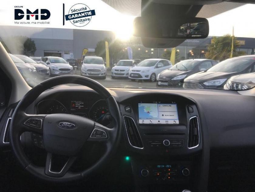 Ford Focus Sw 1.5 Tdci 120ch Stop&start Titanium - Visuel #5