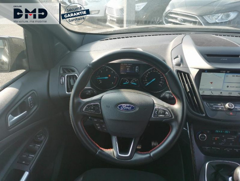 Ford Kuga 1.5 Tdci 120ch Stop&start St-line 4x2 - Visuel #7