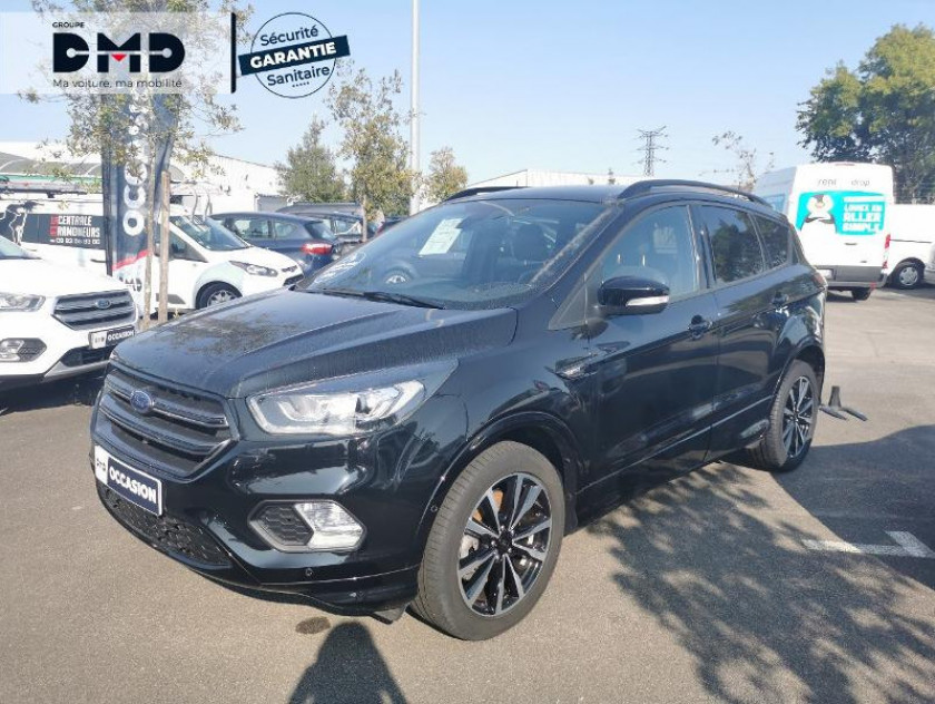 Ford Kuga 1.5 Tdci 120ch Stop&start St-line 4x2 - Visuel #15