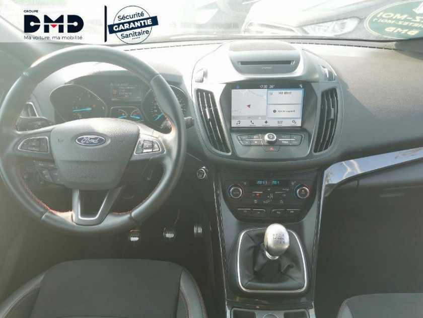 Ford Kuga 1.5 Tdci 120ch Stop&start St-line 4x2 - Visuel #5