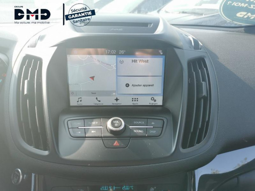 Ford Kuga 1.5 Tdci 120ch Stop&start St-line 4x2 - Visuel #6