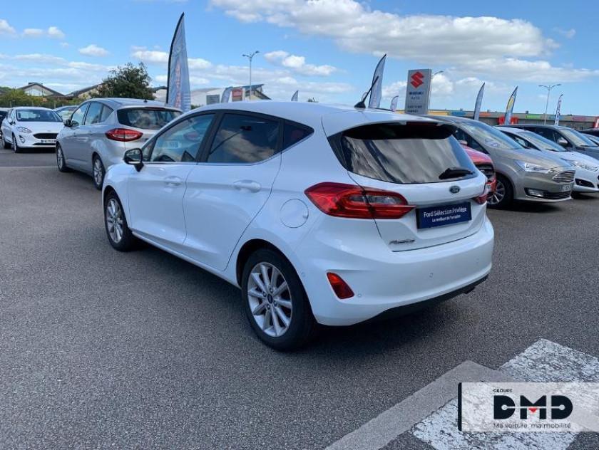 Ford Fiesta 1.0 Ecoboost 100ch Stop&start Titanium Bva 5p Euro6.2 - Visuel #3