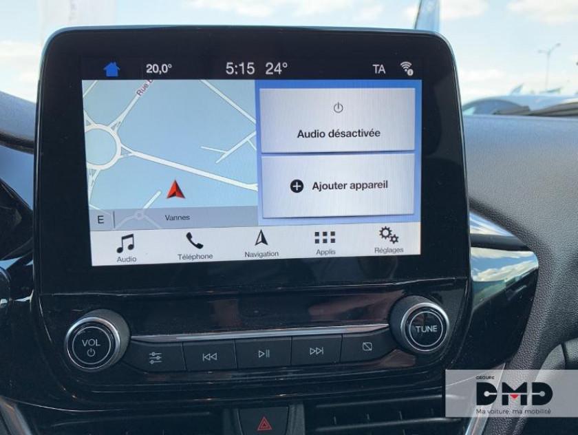 Ford Fiesta 1.0 Ecoboost 100ch Stop&start Titanium Bva 5p Euro6.2 - Visuel #6