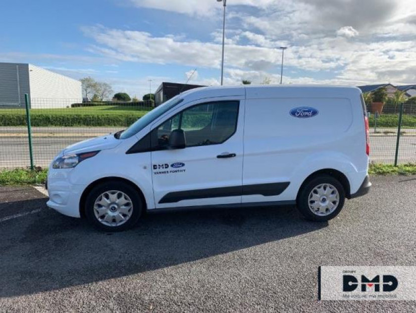 Ford Transit Connect L1 1.5 Td 100ch Stop&start Trend Business Nav - Visuel #2