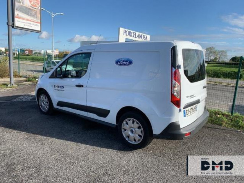 Ford Transit Connect L1 1.5 Td 100ch Stop&start Trend Business Nav - Visuel #3