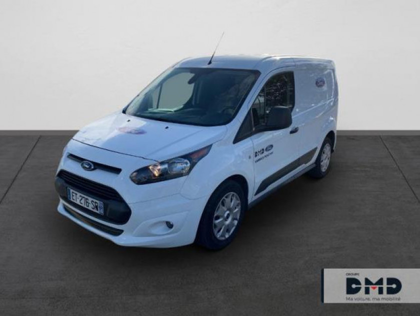 Ford Transit Connect L1 1.5 Td 100ch Stop&start Trend Business Nav - Visuel #1
