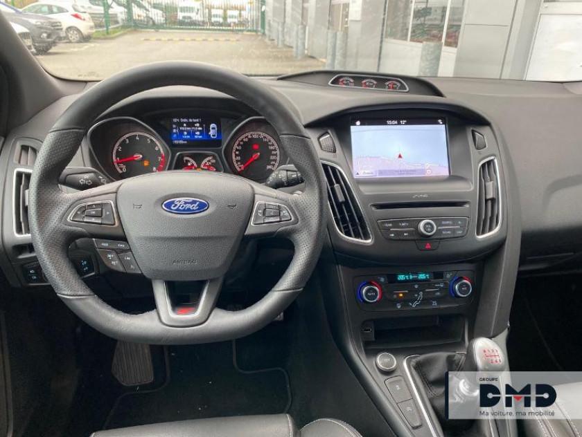 Ford Focus 2.0 Ecoboost 250ch Stop&start St - Visuel #4