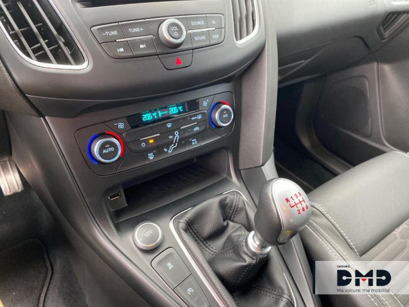 Ford Focus 2.0 Ecoboost 250ch Stop&start St - Visuel #7