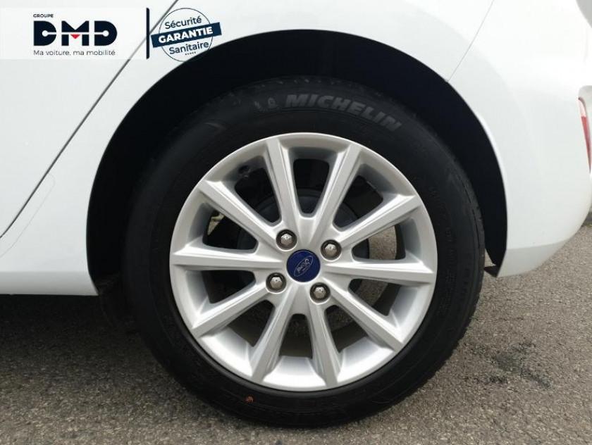 Ford Fiesta 1.1 85ch Titanium 5p Euro6.2 - Visuel #13