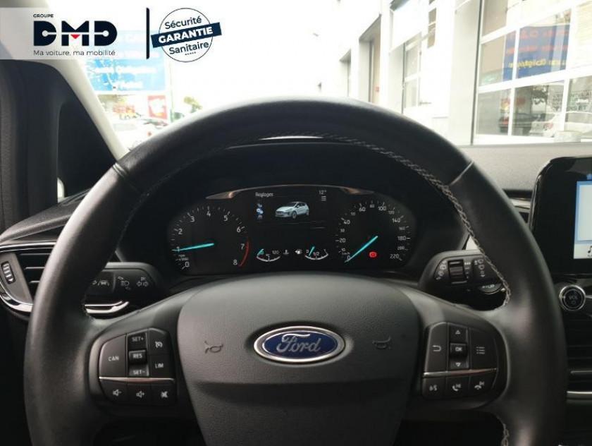 Ford Fiesta 1.1 85ch Titanium 5p Euro6.2 - Visuel #7