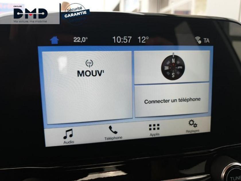 Ford Fiesta 1.1 85ch Titanium 5p Euro6.2 - Visuel #6