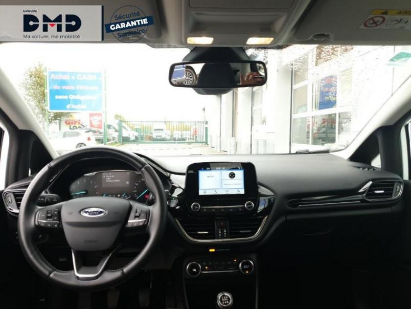 Ford Fiesta 1.1 85ch Titanium 5p Euro6.2 - Visuel #5