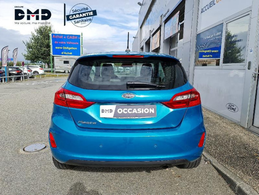 Ford Fiesta 1.1 85ch Trend 3p Euro6.2 - Visuel #11