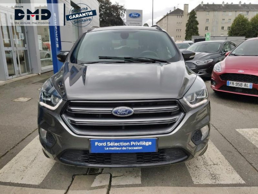 Ford Kuga 1.5 Tdci 120ch Stop&start St-line 4x2 - Visuel #4