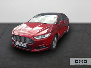 Ford Mondeo 2.0 Tdci 180ch Executive Powershift 5p