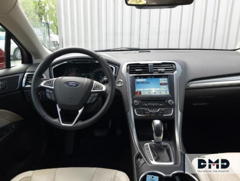 Ford Mondeo 2.0 Tdci 180ch Executive Powershift 5p - Visuel #5