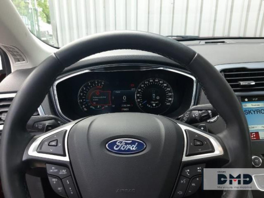 Ford Mondeo 2.0 Tdci 180ch Executive Powershift 5p - Visuel #7
