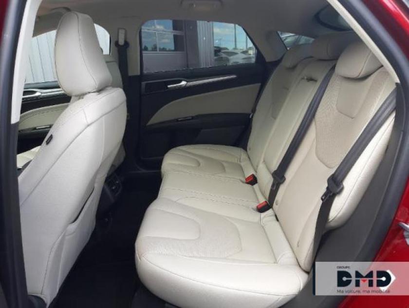 Ford Mondeo 2.0 Tdci 180ch Executive Powershift 5p - Visuel #10