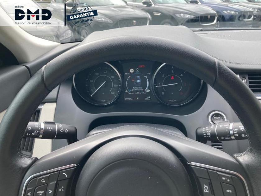 Jaguar E-pace 2.0d 180ch S Awd - Visuel #7