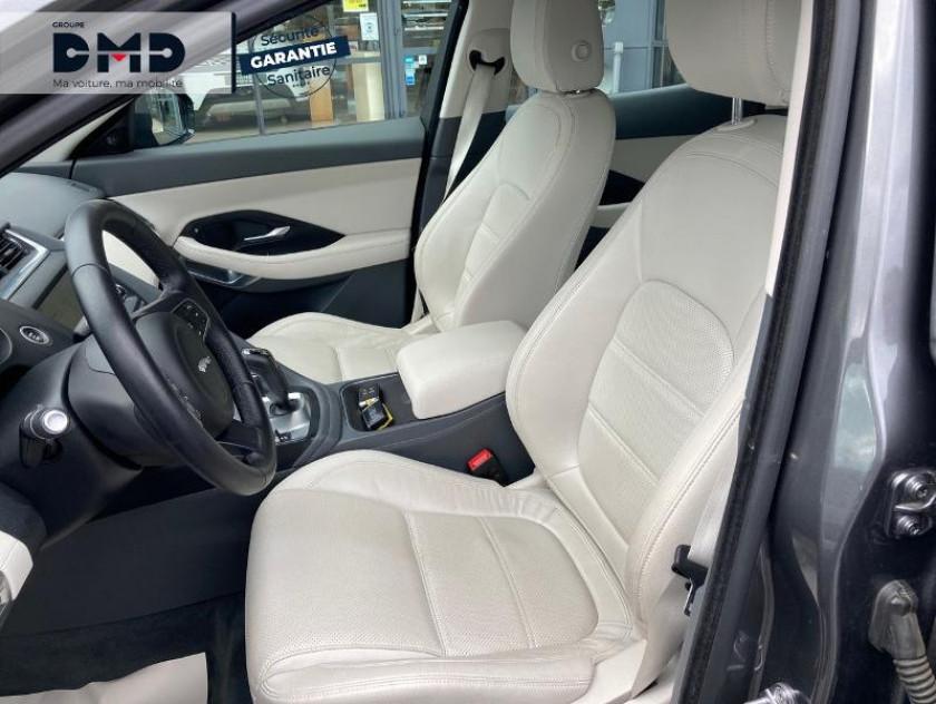 Jaguar E-pace 2.0d 180ch S Awd - Visuel #9