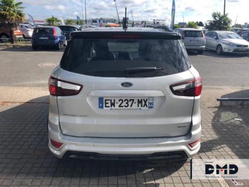 Ford Ecosport 1.0 Ecoboost 125ch St-line Bva6 Euro6.2 - Visuel #11