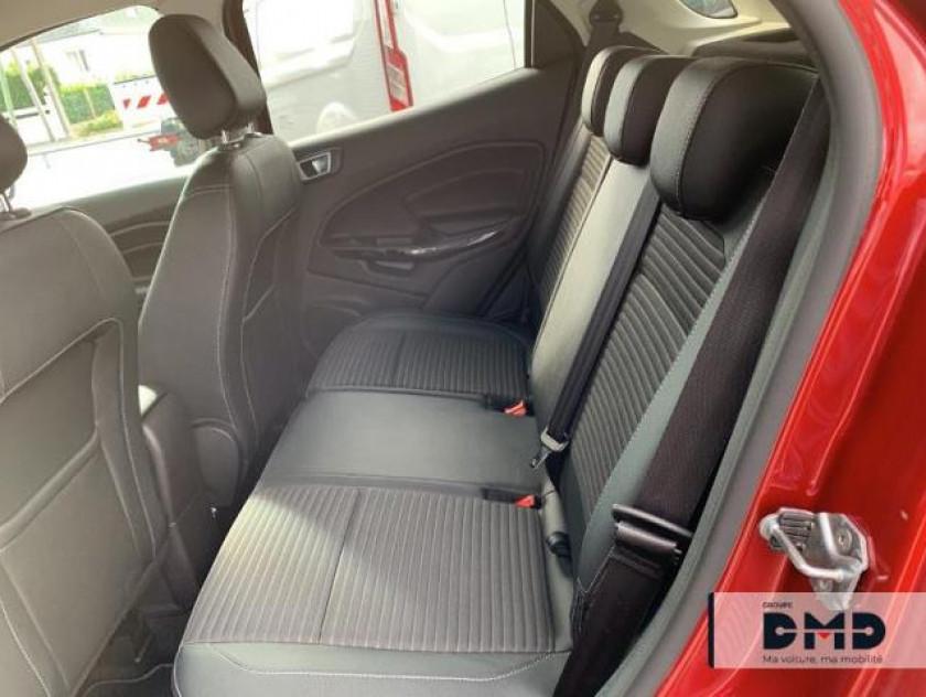 Ford Ecosport 1.0 Ecoboost 125ch Titanium Bva6 - Visuel #16