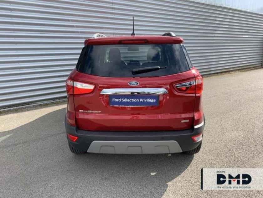 Ford Ecosport 1.0 Ecoboost 125ch Titanium Bva6 - Visuel #17