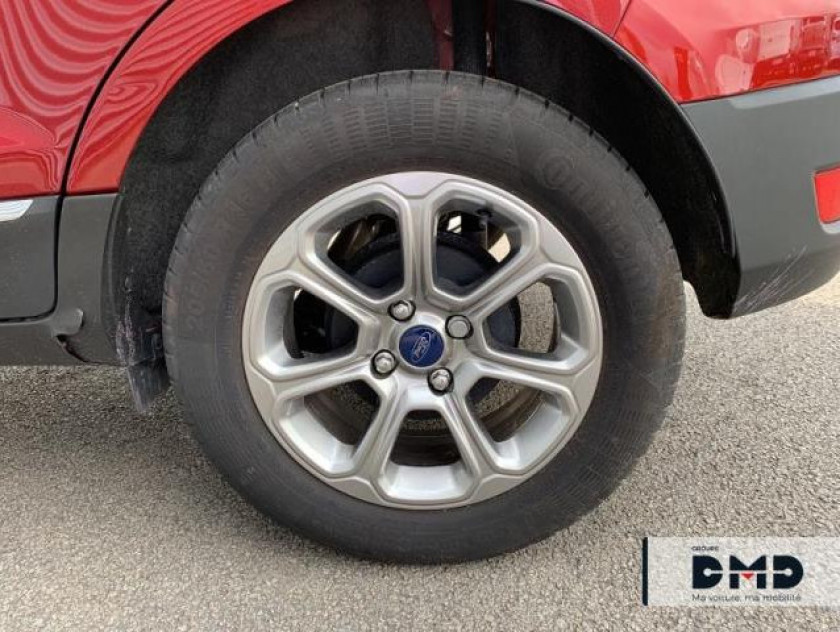 Ford Ecosport 1.0 Ecoboost 125ch Titanium Bva6 - Visuel #19