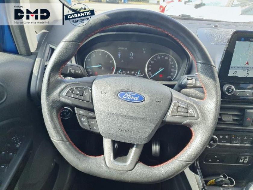 Ford Ecosport 1.0 Ecoboost 125ch St-line - Visuel #7