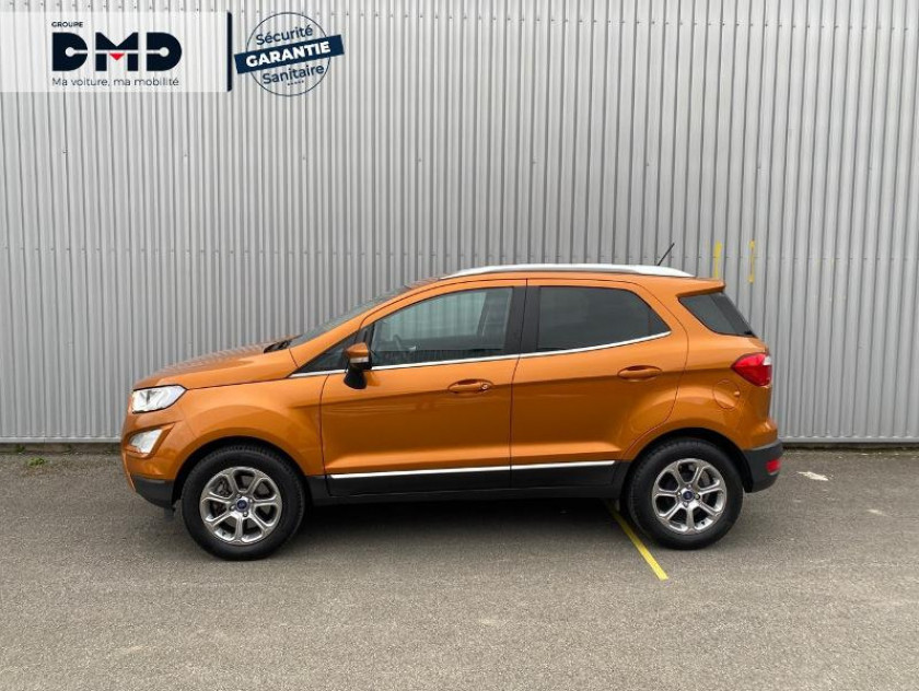 Ford Ecosport 1.0 Ecoboost 125ch Titanium Business - Visuel #2
