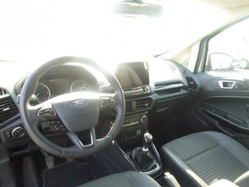 Ford Ecosport 1.5 Ecoblue 100ch Titanium Euro6.2 - Visuel #9