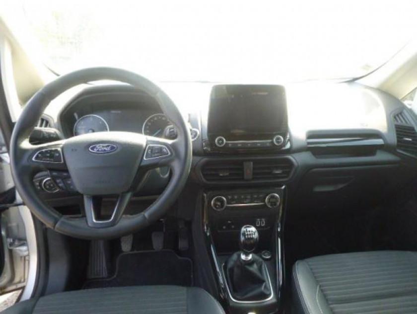 Ford Ecosport 1.5 Ecoblue 100ch Titanium Euro6.2 - Visuel #10