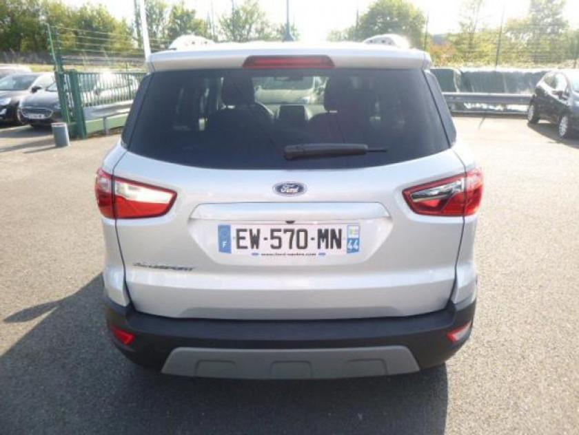 Ford Ecosport 1.5 Ecoblue 100ch Titanium Euro6.2 - Visuel #6