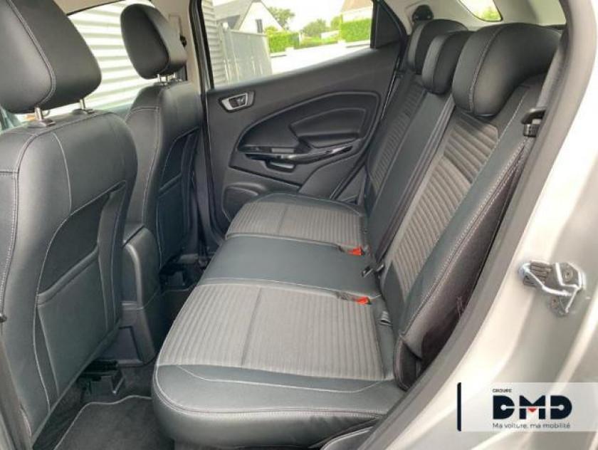 Ford Ecosport 1.0 Ecoboost 125ch Titanium Business Bva6 - Visuel #10