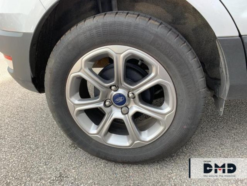 Ford Ecosport 1.0 Ecoboost 125ch Titanium Business Bva6 - Visuel #13