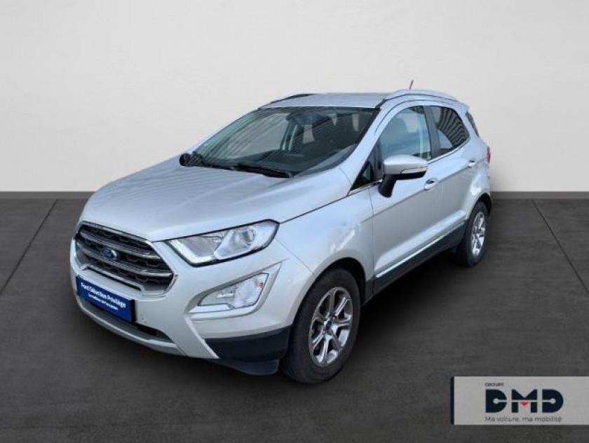 Ford Ecosport 1.0 Ecoboost 125ch Titanium Business Bva6 - Visuel #1