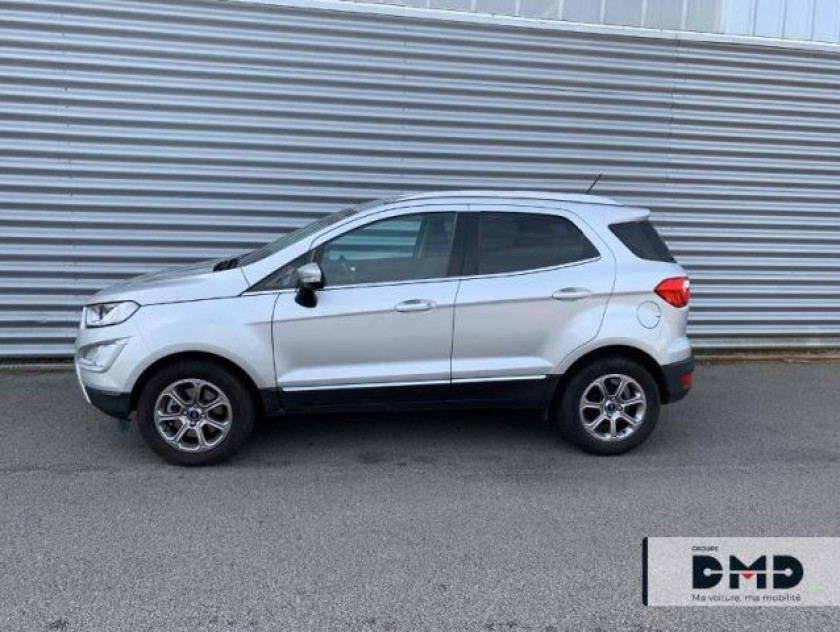 Ford Ecosport 1.0 Ecoboost 125ch Titanium Business Bva6 - Visuel #2