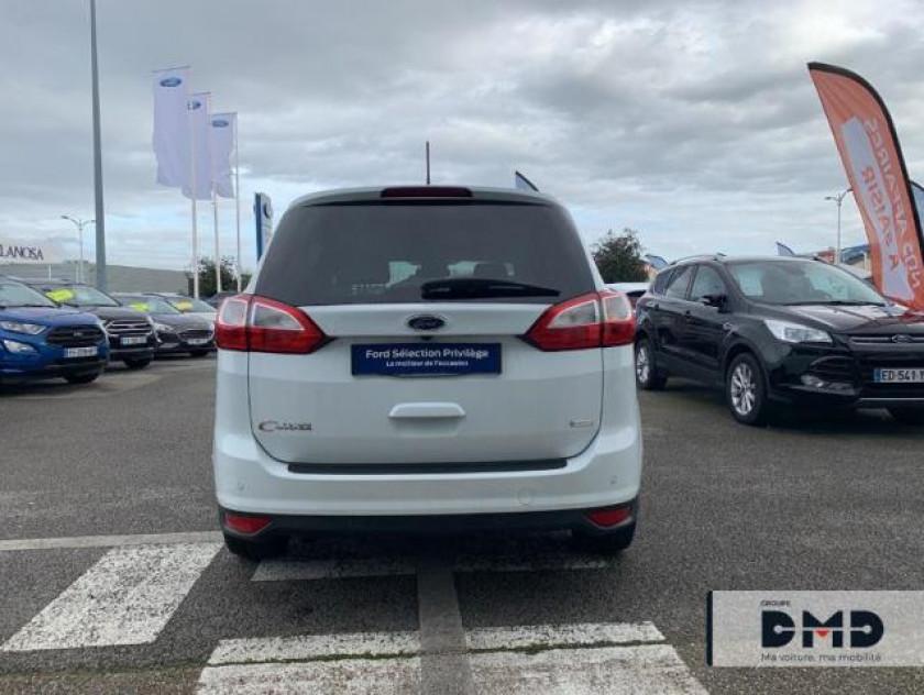 Ford Grand C-max 1.0 Ecoboost 125ch Stop&start Titanium X - Visuel #11