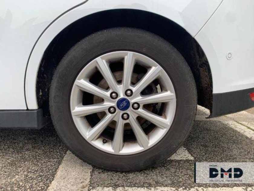 Ford Grand C-max 1.0 Ecoboost 125ch Stop&start Titanium X - Visuel #13