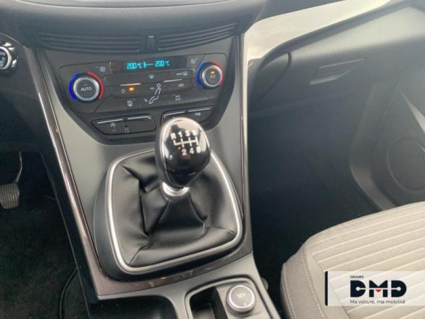 Ford Grand C-max 1.0 Ecoboost 125ch Stop&start Titanium X - Visuel #8