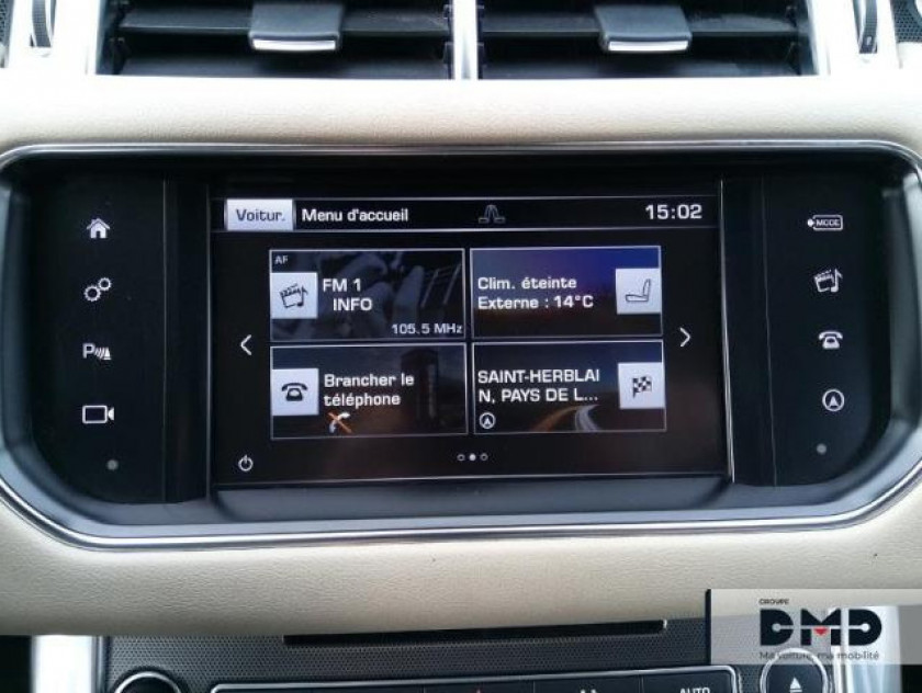Land-rover Range Rover Sport 3.0 Tdv6 258 Hse Mark Iv - Visuel #6