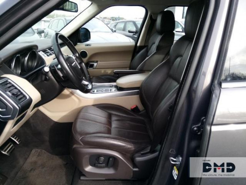 Land-rover Range Rover Sport 3.0 Tdv6 258 Hse Mark Iv - Visuel #16