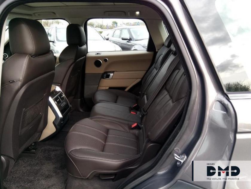 Land-rover Range Rover Sport 3.0 Tdv6 258 Hse Mark Iv - Visuel #10