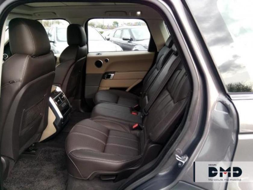Land-rover Range Rover Sport 3.0 Tdv6 258 Hse Mark Iv - Visuel #17